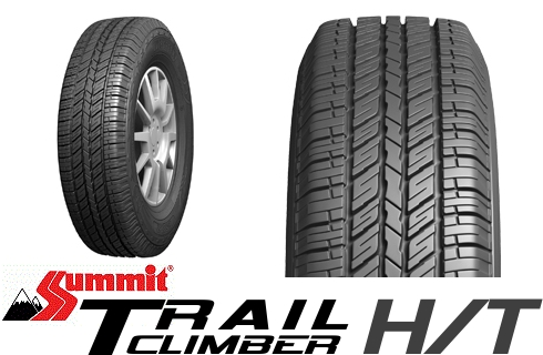 265 75r16 116t Summit Trail Climber H T Tyres