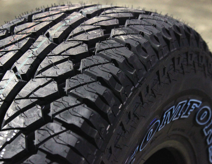 265 70r17 All Terrain Tires >> 265 70r17 Comforser Cf1000 All Terrain Tyre